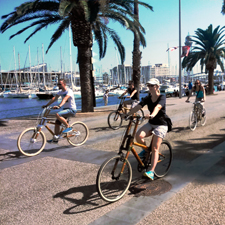 "Classic Barcelona"" bike tours"