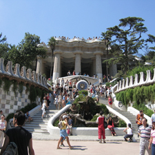 Gaudi - The Park Güell Tour