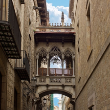 Fast-track entry: Picasso Museum and Gothic Quarter WT