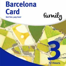 Barcelona Card Family