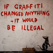 Exposition The World of Banksy